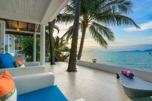 119206716 1 Bedroom Beach Front Villa   Bangrak KENBB1 เกาะสมุย