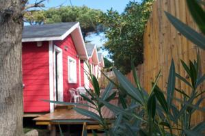 Cabanas Rojas, Chaty  Villa Gesell - big - 24