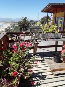 Departamentos Mar y Sol, Апарт-отели  Los Vilos - big - 13