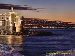 El Retorno Viña del Mar Excelente Ubicacion, Ubytování v soukromí  Viña del Mar - big - 35