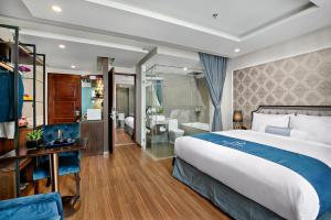 Halina Hotel and Apartment, Hotels  Da Nang - big - 1