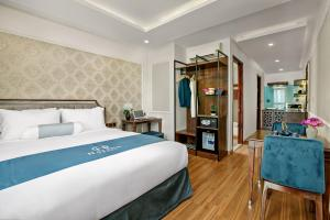 Halina Hotel and Apartment, Hotels  Da Nang - big - 25