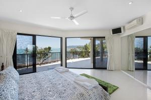 Whitsunday Ocean Melody Deluxe Villa, Priváty  Airlie Beach - big - 4