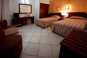 Hotel Life, Szállodák  Iráklio - big - 23