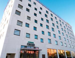 Apartmán Forenom Aparthotel Stockholm Flemingsberg Huddinge Švédsko