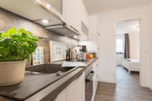 Ferienwohnungen Rosengarten, Apartments  Börgerende-Rethwisch - big - 31