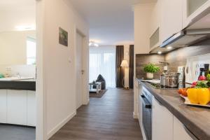Ferienwohnungen Rosengarten, Apartments  Börgerende-Rethwisch - big - 28