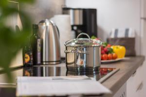 Ferienwohnungen Rosengarten, Apartments  Börgerende-Rethwisch - big - 22