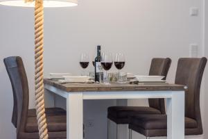 Ferienwohnungen Rosengarten, Apartments  Börgerende-Rethwisch - big - 19