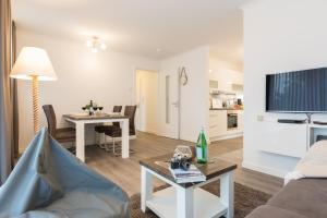 Ferienwohnungen Rosengarten, Apartmány  Börgerende-Rethwisch - big - 39