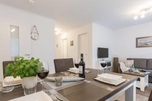 Ferienwohnungen Rosengarten, Apartments  Börgerende-Rethwisch - big - 41