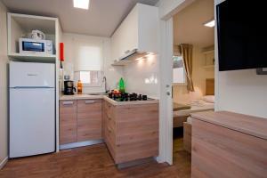 Campsite Porton Biondi Mobile Homes Mediteran, Ferienparks  Rovinj - big - 67