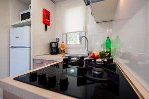 Campsite Porton Biondi Mobile Homes Mediteran, Ferienparks  Rovinj - big - 66