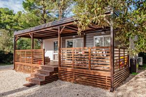 Campsite Porton Biondi Mobile Homes Mediteran, Ferienparks  Rovinj - big - 52