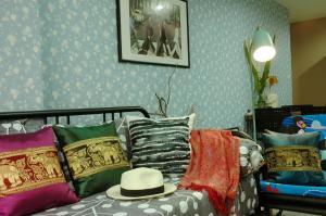 Center Art Condo, Apartmanok  Bangkok - big - 42