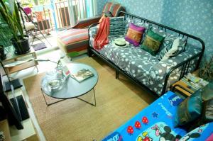 Center Art Condo, Apartmanok  Bangkok - big - 2