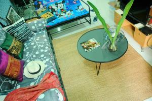 Center Art Condo, Apartmanok  Bangkok - big - 56
