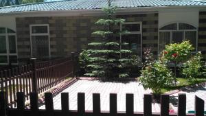 Коттедж в центре отдыха Радуга