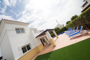 Villa Morena - A Murcia Holiday Rentals Property, Vily  Torre-Pacheco - big - 15