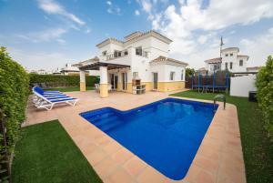 Villa Morena - A Murcia Holiday Rentals Property, Villas  Torre-Pacheco - big - 7