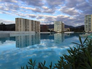 Papudo Laguna, Appartamenti  Papudo - big - 1