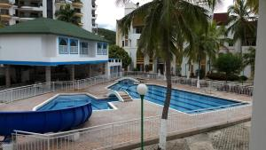 Residencial la Mansion, Апартаменты  Puerto de Gaira - big - 11