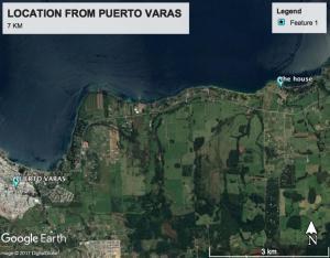 Casa Veraneo Playa Hermosa, Lodges  Puerto Varas - big - 19