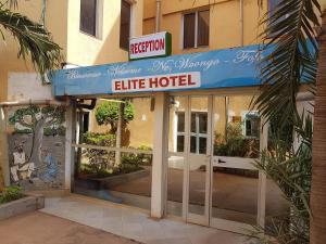 Уагадугу - Elite Hotel