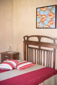 Casa na Fazenda Manoel Bernardes, Holiday homes  Canela - big - 22