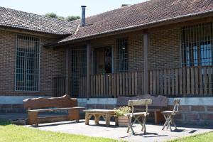 Casa na Fazenda Manoel Bernardes, Holiday homes  Canela - big - 25