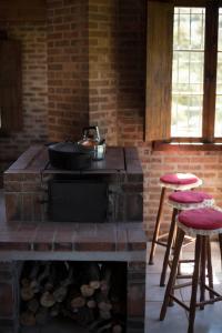 Casa na Fazenda Manoel Bernardes, Holiday homes  Canela - big - 11
