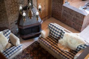 Casa na Fazenda Manoel Bernardes, Holiday homes  Canela - big - 2