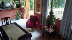 Casa do Bambu Amarelo, Проживание в семье  Парати - big - 10