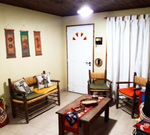 Cabanas de Campo, Case di campagna  Santa María - big - 3