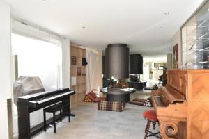 Air Rental - Coloc dans Villa d'architecte, Bed and Breakfasts  Montpellier - big - 12