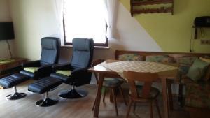 Ferienhaus Edelweiss, Апартаменты  Санкт-Канциан - big - 18