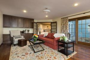 Quiet Oaks Manor, Holiday homes  Julian - big - 55