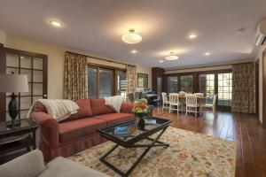 Quiet Oaks Manor, Holiday homes  Julian - big - 53