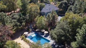 Quiet Oaks Manor, Holiday homes  Julian - big - 46