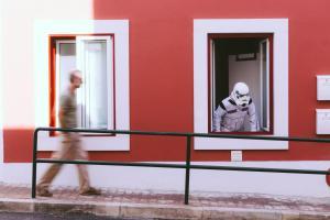 The Red Jedi, Apartmány  Lisabon - big - 47