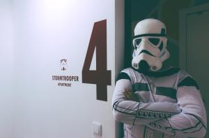 The Red Jedi, Apartmány  Lisabon - big - 41