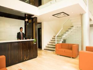 Hotel Sangat Regency, Отели  Бхопал - big - 39