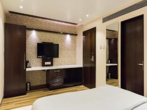 Hotel Sangat Regency, Отели  Бхопал - big - 34