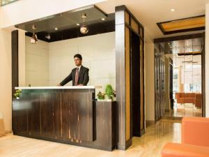 Hotel Sangat Regency, Отели  Бхопал - big - 5