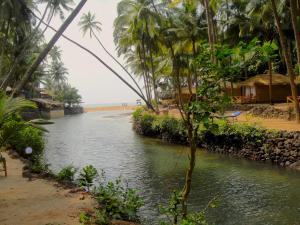 Krishna Paradise Beach Resort, Rezorty  Cola - big - 72