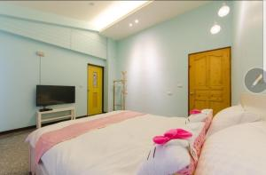 Sweet Home, Privatzimmer  Dongshan - big - 3