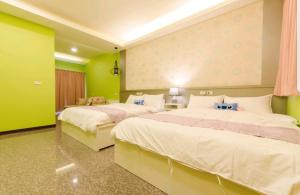 Sweet Home, Privatzimmer  Dongshan - big - 6