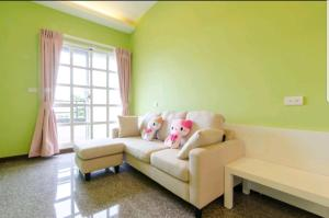 Sweet Home, Privatzimmer  Dongshan - big - 7