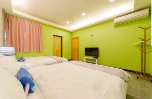 Sweet Home, Privatzimmer  Dongshan - big - 8