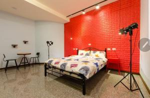 Sweet Home, Privatzimmer  Dongshan - big - 12
